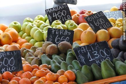 Offer fruit - Photos of Arica - Chile - Others in SOUTH AMERICA. Image #49503