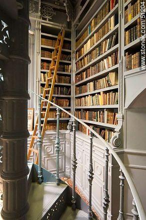 biblioteca del iava escalera caracol fotos en el da del patrimonio y