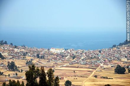 Copacabana. Lake Titicaca. - Photos of the City of Copacabana - Bolivia - Others in SOUTH AMERICA. Image #52573