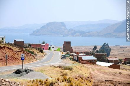 Copacabana on Lake Titicaca - Photos of the City of Copacabana - Department of La Paz, Others in SOUTH AMERICA. Image #52554