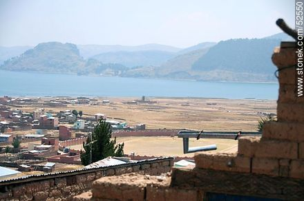 Copacabana on Lake Titicaca - Photos of the City of Copacabana - Department of La Paz, Others in SOUTH AMERICA. Image #52550