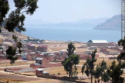 Copacabana on Lake Titicaca - Photos of the City of Copacabana - Department of La Paz, Others in SOUTH AMERICA. Image #52547