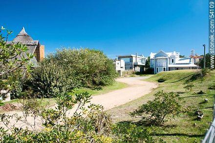 José Ignacio seaside resort. Gated complex. - Photos of Jose Ignacio - Punta del Este and its near resorts - URUGUAY. Image #54109