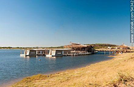 Floating Hotel Laguna Garzón - Photos of Garzon lagoon - Department of Rocha - URUGUAY. Image #54342