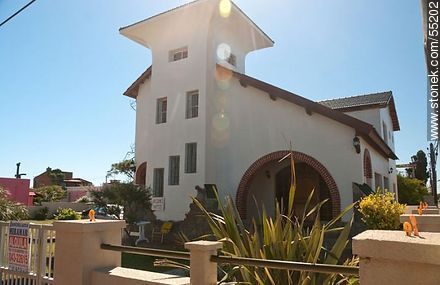 House in Celedonio Rojas street. - Photos of Piriapolis - Department of Maldonado - URUGUAY. Image #55202