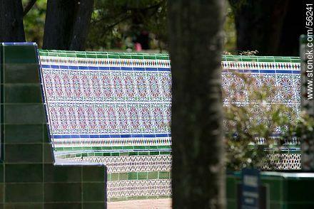 Azulejos del patio andaluz stonek fotograf a foto no 56241 - Azulejos patio andaluz ...