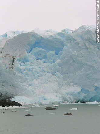 Perito Moreno glacier - Photos of the glacier Perito Moreno - ARGENTINA. Image #56424