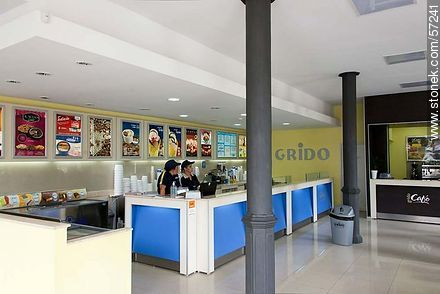 Ice cream shop Grido - Photos of Salto - Department of Salto - URUGUAY. Image #57241