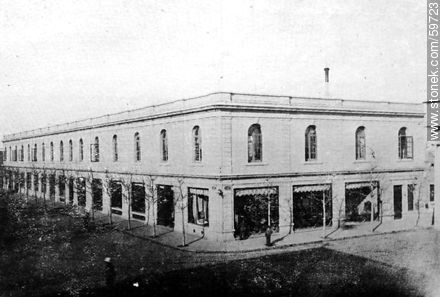 F brica de muebles de a giorello e hijos 1909 stonek for Fabrica muebles uruguay