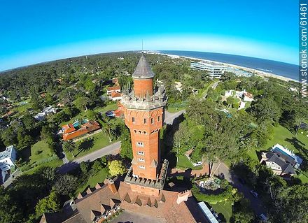 The tower - Photos of L'Auberge hotel in Rincon del Indio - Punta del Este and its near resorts - URUGUAY. Image #61461