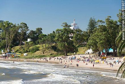 Playa Mansa - Photos of Atlantida - Department of Canelones - URUGUAY. Image #61907