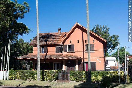 Houses on the Rambla - Photos of Atlantida - Department of Canelones - URUGUAY. Image #61872