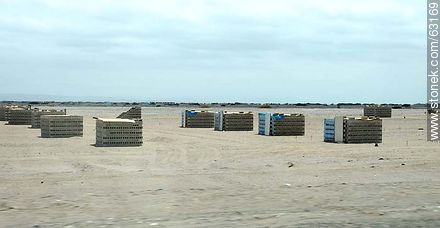 Building blocks - Photos of the City of Tacna - Perú - Others in SOUTH AMERICA. Image #63169