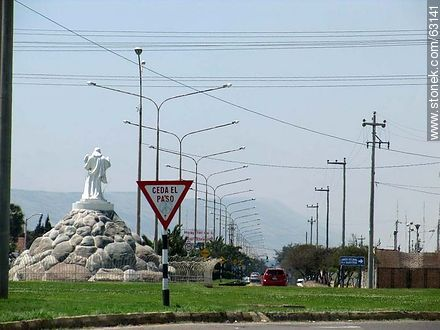 Yield - Photos of the City of Tacna - Perú - Others in SOUTH AMERICA. Image #63141