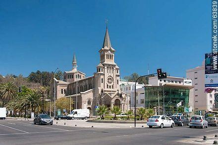 Viña del Mar Parish Nuestra Señora de la Agonía - Photos of Viña del Mar - Chile - Others in SOUTH AMERICA. Image #63839