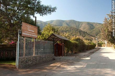 Caja Los Andes. Ecovacacional Center. Parador Darwin - Photos of Olmué - Chile - Others in SOUTH AMERICA. Image #64494