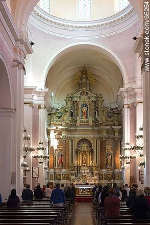 Cathedral of Maldonado - Photographs of Maldonado City - Department of Maldonado - URUGUAY. Image #65254
