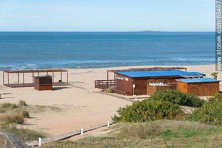 Montoya Beach - Photos of La Barra and Manantiales - Punta del Este and its near resorts - URUGUAY. Image #65407