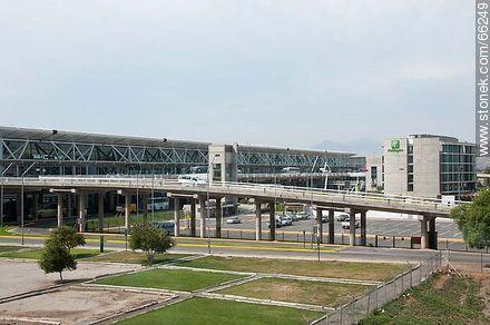 Airport of Santiago de Chile - Photos of Santiago de Chile - Chile - Others in SOUTH AMERICA. Image #66249