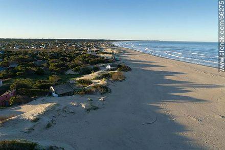 Coastal strip of Valizas - Photos of Valizas. - Department of Rocha - URUGUAY. Image #66275