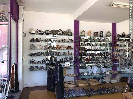Agate and amethyst shop - Photos of the City of Artigas - Artigas - URUGUAY. Image #66461