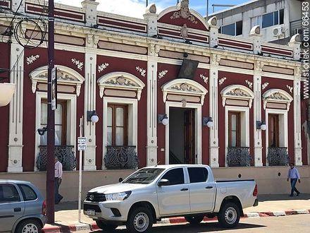 Municipal Government of Artigas in Lecueder Av. - Photos of the City of Artigas - Artigas - URUGUAY. Image #66453