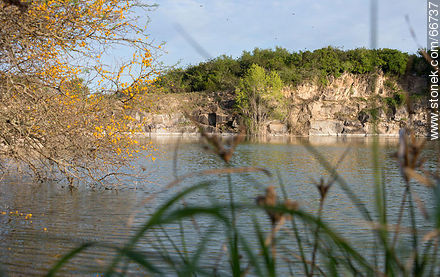Cerro Carmelo quarry - Photos of rural area of Colonia - Department of Colonia - URUGUAY. Image #66737