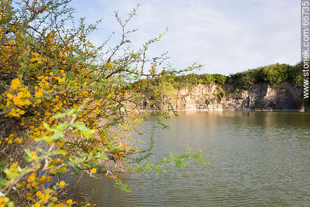Cerro Carmelo quarry - Photos of rural area of Colonia - Department of Colonia - URUGUAY. Image #66735