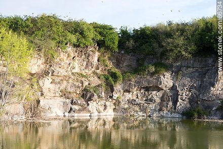 Cerro Carmelo quarry - Photos of rural area of Colonia - Department of Colonia - URUGUAY. Image #66734