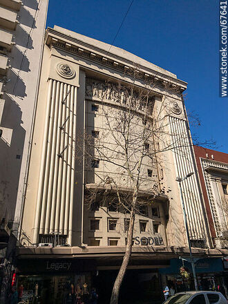 Sodre Auditorium Nelly Goitiño - Photos of downtown - Department and city of Montevideo - URUGUAY. Image #67641