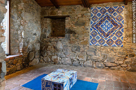 Tile Museum - Photos of Colonia del Sacramento - Department of Colonia - URUGUAY. Image #69285