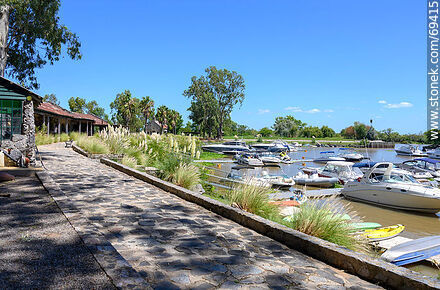 Puerto Camacho - Photos of Puerto Camacho - Department of Colonia - URUGUAY. Image #69415