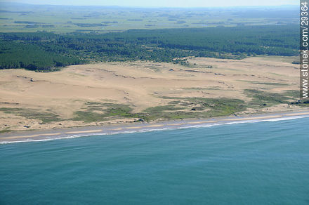 Cost of Rocha - Photos of views of State of Rocha - Department of Rocha - URUGUAY. Image #29364