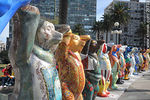 Photo #29733 - United Buddy Bears by Eva and Klaus Herlitz at Independencia square.