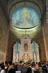 Foto #35532 - Pilgrimage to the Virgin of Treinta y Tres sanctuary. Cathedral basilica of Florida city.