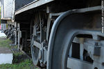 Antigua locomotora en exhibici�n - Foto #36084