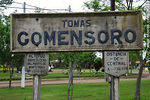 Photo #36199 - Town of Tomás Gomensoro. Old train station.