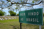 Photo #36212 - Welcome to Barra do Quaraí, Brazil