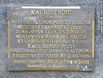 Photo #36350 - Raúl Sendic memorial