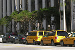 Photo #38405 - Taxis at Brickell Ave.
