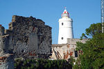 Foto #38783 - Isla de Flores lighthouse