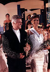 Photo #38894 - Toni Curtis with Miss Punta del Este 1991