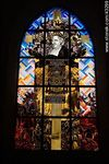Foto #43299 - Stained glass of the Church of Brouage