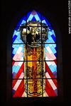 Foto #43298 - Stained glass of the Church of Brouage