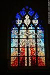 Foto #43297 - Stained glass of the Church of Brouage