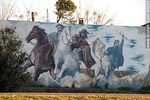 Foto #46696 - Mural in the city of Rosario