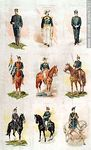 Foto #47937 - Military uniforms in the nineteenth century