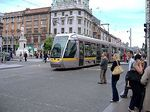 Photo #48774 - Tram in Dublin City Centre
