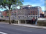 Foto #48649 - Quay of the River Liffey
