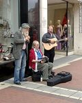 Photo #48733 - Street musicians in Dublin